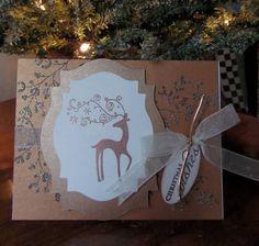 Dasher 2011 by Karen Trueman - Cards and Paper Crafts at Splitcoaststampers