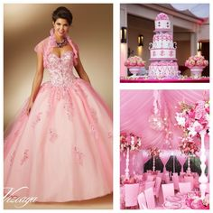 Quinceanera Ideas | Quinceanera Cake | Quinceanera Dress |