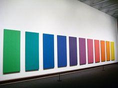 Spectrum V - Ellsworth Kelly