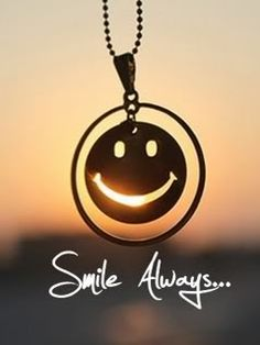 Smile Always. Reminds me when I taught elementary school. I always put a smiley face on their papers. Your Smile, Make You Smile, Smile Smile, Be Happy And Smile, Smile Logo, Bee Happy, Smile Wallpaper, Framed Wallpaper, Emoji Wallpaper