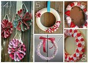 34 Creative Diy Decorations Ideas For Valentines Day, DIY Valentine's Day Decorations are sufficient to spruce up the subject of the day. There are several cute homemade Valentine decorations here in orde. Valentine Day Wreaths, Valentines Day Decorations, Valentine Crafts, Valentine Ideas, Holiday Wreaths, Diy Valentine's Day Decorations, Decor Diy, Handmade Crafts, Diy Crafts