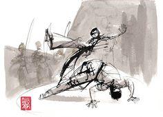 Illustration : Capoeira – 742