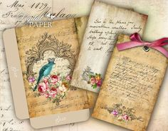 Hey, I found this really awesome Etsy listing at https://www.etsy.com/listing/96665992/antique-envelopes-digital-collage-sheet
