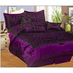 Purple Bedspreads And Comforters - Bing Images