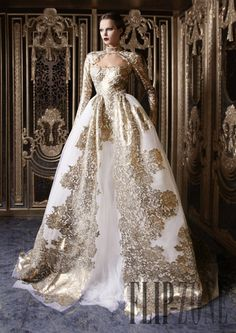 Rami Kadi - Couture 2013 Collection / Spring-Summer 2013