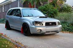 ('03-'05) 18x8.5 et35 or 18x9.5 et40? - Subaru Forester Owners Forum