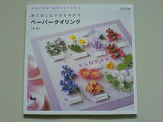 Japanese Quilling Book