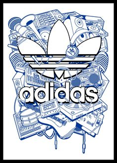 adidas Vector (Terminado) by linkinos