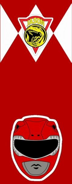 Red Ranger by eddieduffield19.deviantart.com on @DeviantArt