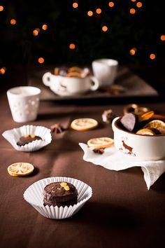 Chocolate orange cookies - keksi od čokolade i naranče