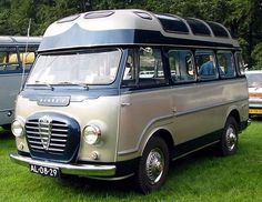 Alfa Romeo 2 (1950's) (My God, there actually exist Alfa Romeo vans??? This world is good!)