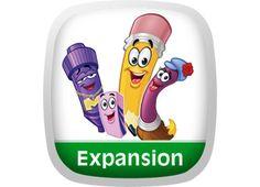 LeapFrog Explorer™ Expansion: Mr. Pencil Saves Doodleburg