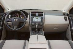 2010 Mazda CX 9 interior
