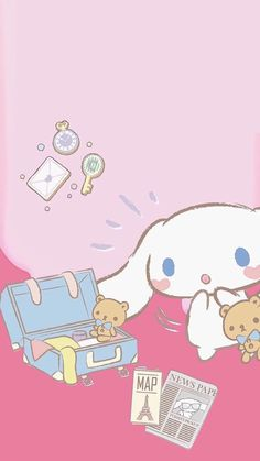 Wallpaper phone cute pastel my melody 23 ideas Sanrio Wallpaper, Iphone Wallpaper Fall, Hello Kitty Wallpaper, Kawaii Wallpaper, Sanrio Danshi, Cute Animal Drawings Kawaii, Kawaii Illustration, Anime Nerd, Character Wallpaper