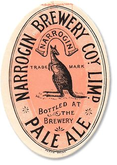 The Victorian Beer label Collectors Society