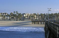 """Port Hueneme is a small beach city in Ventura County, California surrounded by the city of Oxnard and the Santa Barbara Channel.[9] The name derives from the Spanish spelling of the Chumash wene me, meaning """"Resting Place"""". Juan Rodríguez Cabrillo explored this area and the adjacent Channel Islands in October 1542. The town's name was officially changed to Port Hueneme in 1939 and was incorporated March 24, 1948."""