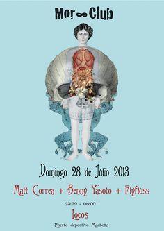 Mor Club Marbella July 28, 2013