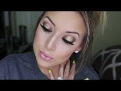 Instagtam @LUSTRELUX. Amazing makeup tutorial. ~wedding makeup. Worth checking out on Youtube