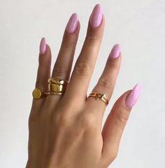 Lovely mauve nails - LadyStyle - New Ideas Nail Design Stiletto, Nail Design Glitter, Glitter Nails, Hair And Nails, My Nails, Long Nails, Short Nails, Mauve Nails, Acryl Nails
