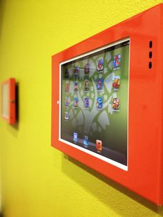 At South Coast Pediatric Dentistry, we are focused on progressive dentistry. Our office is state of the art with the very latest in current technology, like our wall mounted touch screen iPads with an extensive library of games for kids of all ages to enjoy. Come on by and give us a visit today!
