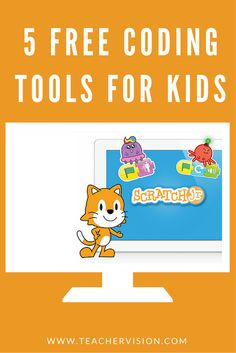 ScratchJr made our top 5 free coding tools for kids. Discover more #HourOfCode apps.