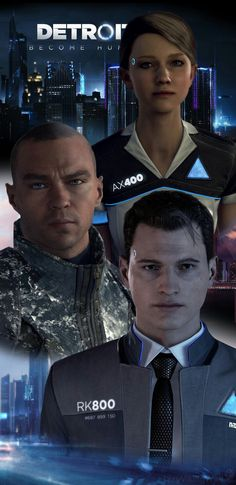 Detroit become human wallpaper Resident Evil, Bryan Dechart, All Video Games, Quantic Dream, Detroit Become Human Connor, Becoming Human, Memes, Leadership Roles, Gaming Wallpapers