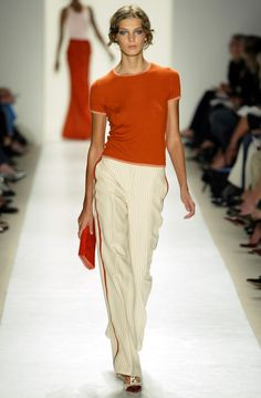 Carolina Herrera 캐롤리나 헤레라 : Spring/Summer 2004 Ready-to-Wear New York