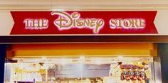 insegne luminose per negozi, insegne per negozi, insegne luminose negozi DISNEY