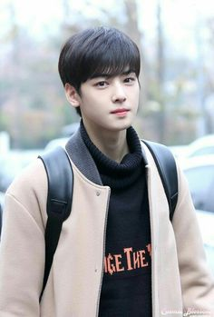 Cha eun woo from ASTRO can get the role of Suho Lee from the webtoon True Beauty who else thinks so plz vote dreamy af Cute Korean, Korean Men, Asian Actors, Korean Actors, Cha Eunwoo Astro, Lee Dong Min, Kdrama Actors, Sanha, Ulzzang Boy