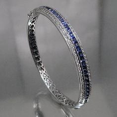 diamond sapphire band
