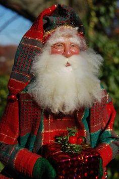 sculpting a santa face - Google Search