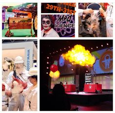 Mad Science West Midlands - various shows and bespoke corporate events