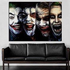 DC Comic Joker Pop Art  Poster Mural        Deal of the day   http://amzn.to/2ceg51r
