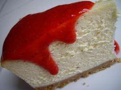 Après pas mal d'essais plus ou moins réussis, j'ai enfin trouvé la recette d'un cheesecake digne de ce nom! La texture est à mon goût parfa...