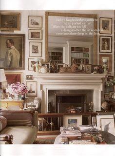 Birley's London apartment