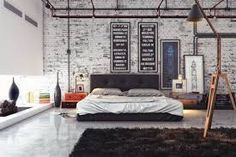 Check this awesome bedroom. We have plenty ideas for you! Check the most beautiful lamps for your home decor | www.delightfull.eu #delightfull #bedroomlamps #bedroomideas #bedroomlighting #homelighting #interiordesign #designlovers #bedroomdesign #uniquelamps