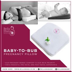 This Gorgeous pregnancy pillow gently supports your growing belly and brings your spine and pelvis into a neutral position while side sleeping to stop that dragging feeling. Pregnancy Pillow, Neutral, Positivity, Pillows, Feelings, Baby, Cushion, Throw Pillow, Newborns
