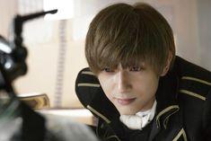 Yoshizawa Ryou as Okita Sougo in Gintama 2 Gintama Live Action, Ryo Yoshizawa, Cute Korean Boys, Okikagu, Japanese Boy, Asian Hair, Cosplay, Trending Hairstyles, Man Photo