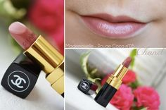 Chanel - Mademoiselle, le rouge intemporel http://alittleb.fr/2014/10/09/mademoiselle-le-rouge-a-levres-intemporel-facon-chanel/