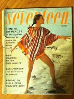 May 1966 cover with Stephanie Cook