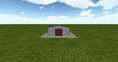 Cool 3D #marketing http://ift.tt/2GRyQXl #barn #workshop #greenhouse #garage #roofing #DIY