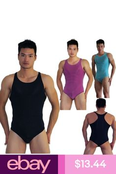 Mens Bodysuit, Mens Leotard, Wrestling Singlet, Comfy Pants, Under Pants, Leotards, Sexy Men, Hot Guys, Fashion Clothes