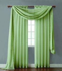 Victoria Classics INF-PNL-5584-IN-SG Infinity Sheer Panel, 55 by 84-inch, Sage by Victoria Classics. $14.99. Tumble dry low. Machine Wash in Cold Water. Includes one  panel. Sheer panel available. 100-percent polyester. 100-percent Polyester. Infinity Sheer Panel will bring exactly the right amount of light and style into even the drabbest of bedrooms. If upgrading and brightening your room is your goal, you've made the right choice with the Infinity Sheer Panel.