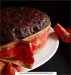 Christmas Cake – Pastry World Coconut Recipes, Tart Recipes, Soft Roti Recipe, Kos, Crumpet Recipe, South African Desserts, How To Make Bbq, Jamun Recipe, Christmas Cakes
