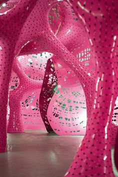 Color Inspiration From Karim Rashid and More - Pink Architecture and Designs Photos | Architectural Digest