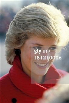 LONDON, UNITED KINGDOM - JANUARY 18: Diana, Princess of Wales, on January 18, 1989 in London, England (Photo by Georges De Keerle/Getty Images)