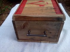 Assassin's Creed Chest Red Symbol by WoodDoItAllAgain on Etsy, $29.00
