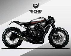 XSR 700 custom