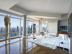 Modern apartment with a view Sotheby's International Realty - East Side Manhattan Brokerage