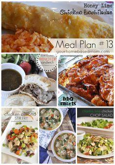 Meal  Plan #13